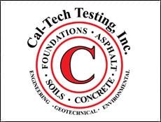 Cal-tech testing