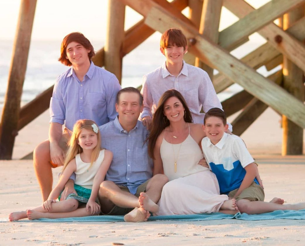 chaffin - family picture