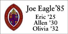 joe eagle nametag 2020