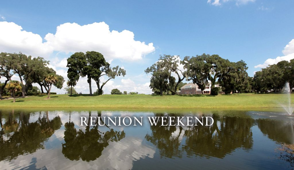 Reunion Weekend - HEADER