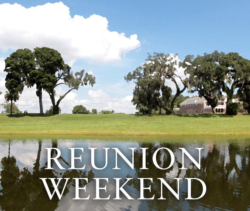 Reunion Weekend - HEADER MOBILE