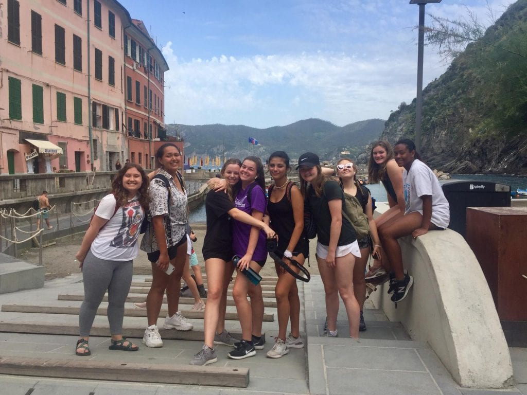 Italy Photography Program